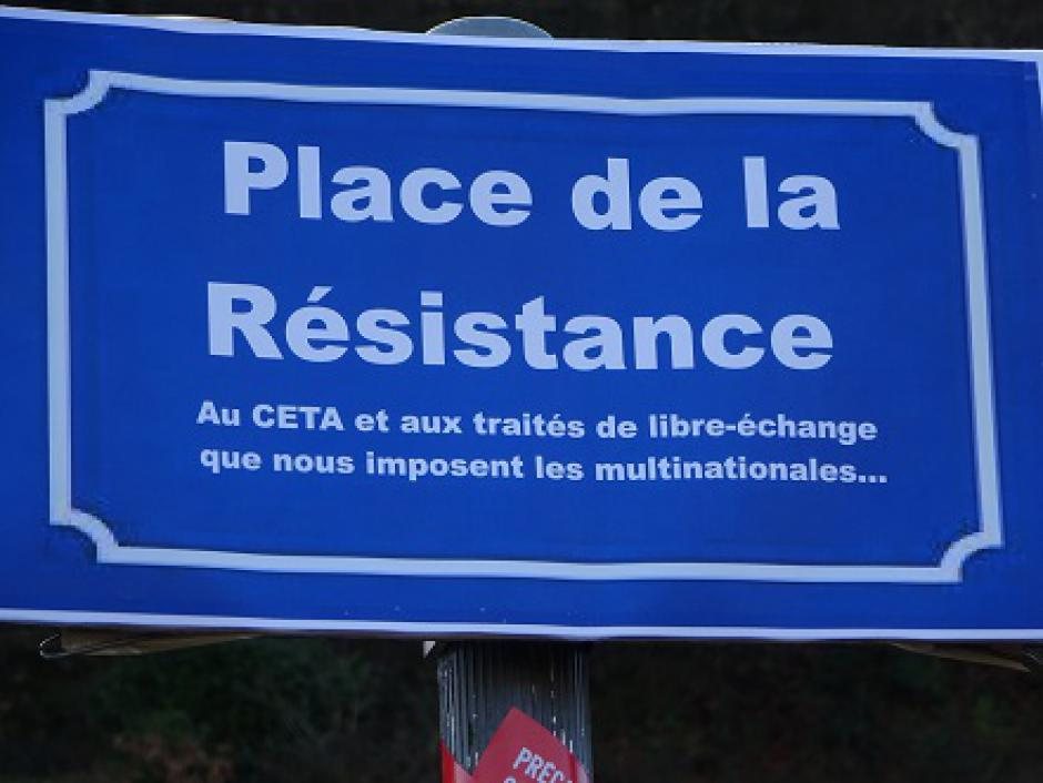 La Commission d'évaluation du CETA : une farce communicationnelle d'Emmanuel Macron (collectif stop Tafta-Ceta de Quimper-Cornouaille)
